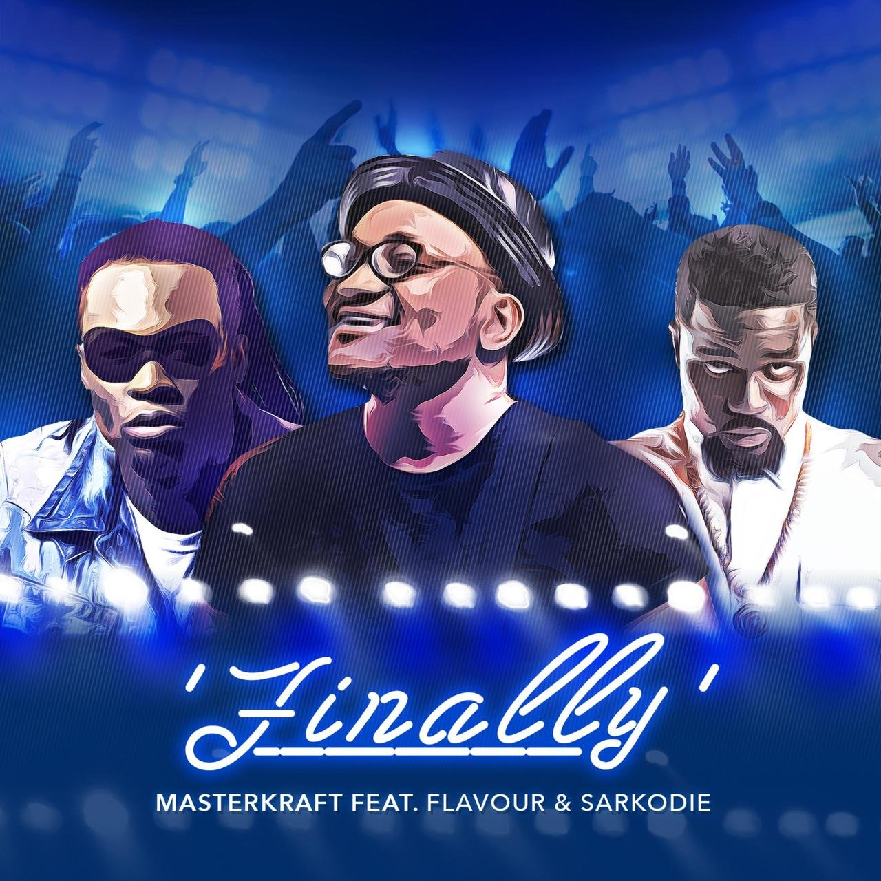 Finally (feat. Flavour & Sarkodie)