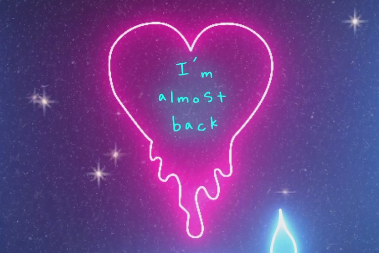 Almost Back (Lyric)