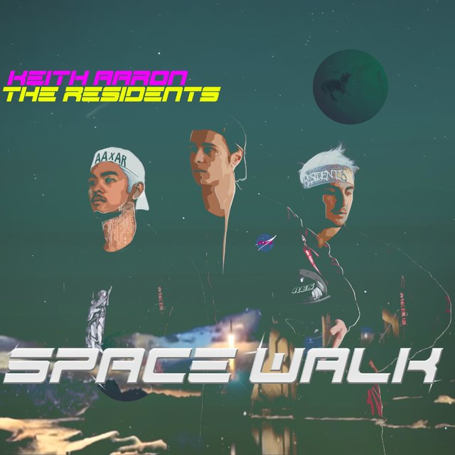 Space Walk (feat. Keith Aaron)