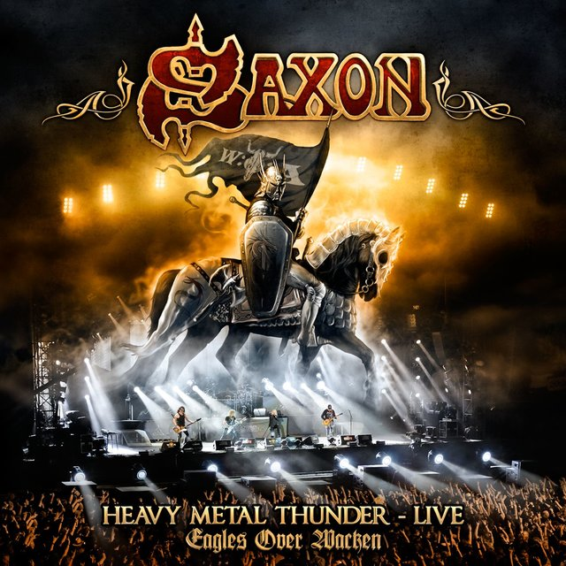 Heavy Metal Thunder - Eagles Over Wacken (Live)