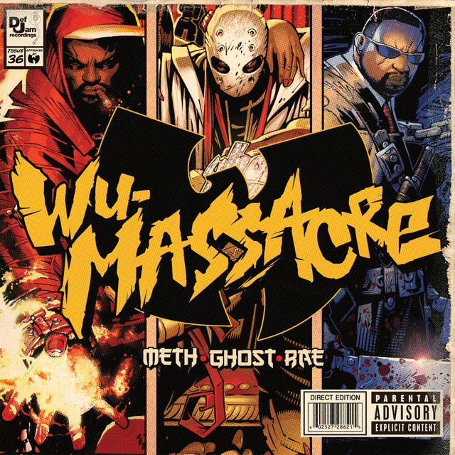 Wu Tang Presents…Wu Massacre