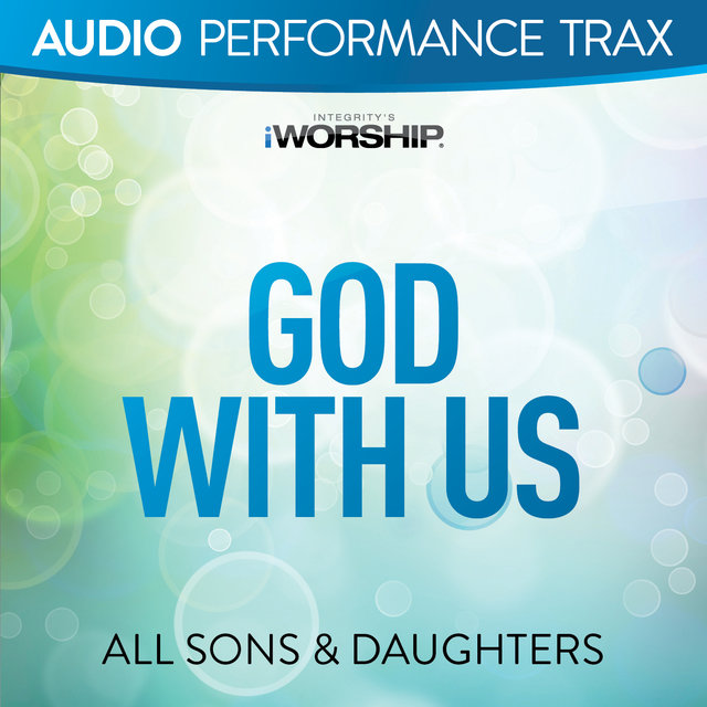 God With Us [Audio Performance Trax]