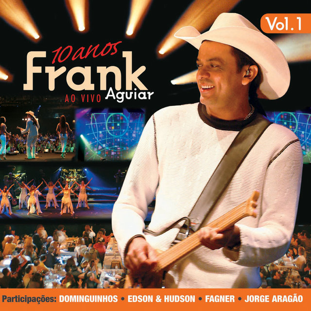 Frank Aguiar Ao Vivo CD 1