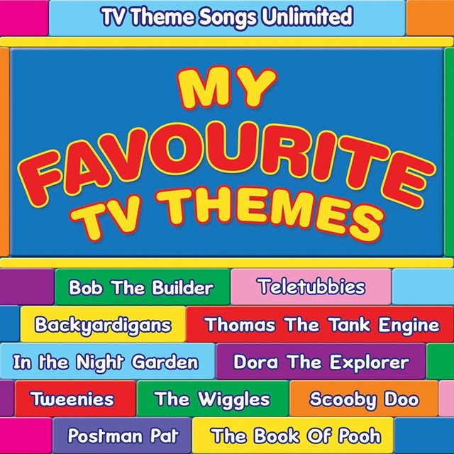 My Favourite TV Themes (Vocal)