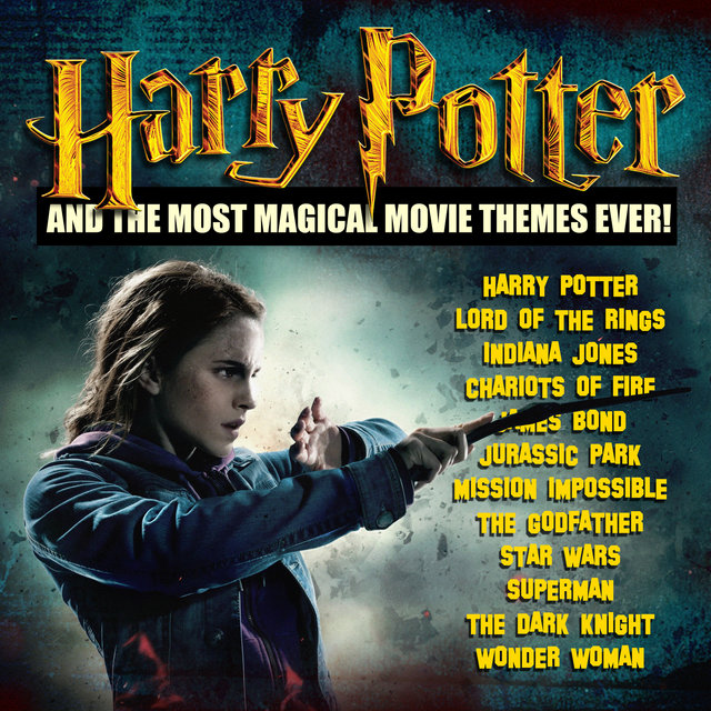 Harry Potter And The Most Magical Movie Themes Ever