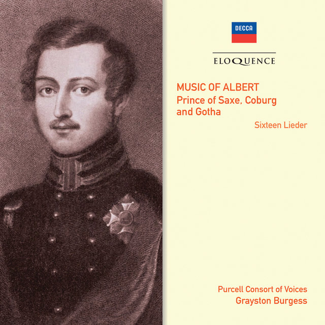Music Of Albert, Prince Of Saxe, Coburg & Gotha