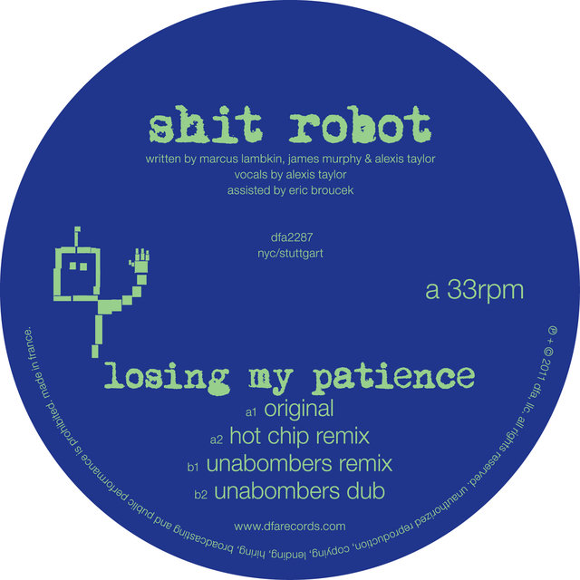Losing My Patience (Remixes)