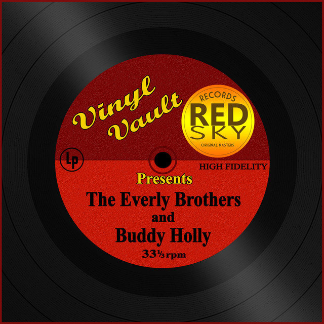 Vinyl Vault Presents The Everly Brothers and Buddy Holly