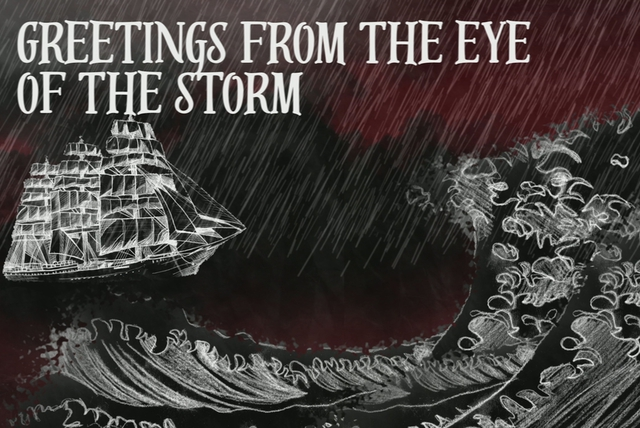 Eye of the Storm (Lyric Video)