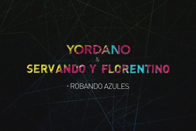 Robando Azules (Lyric Video)