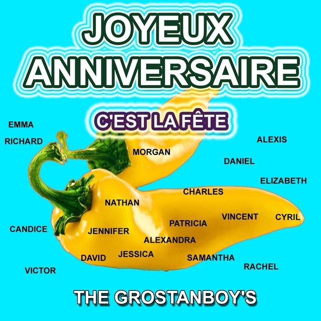 Tidal Listen To Joyeux Anniversaire C Est La Fete On Tidal