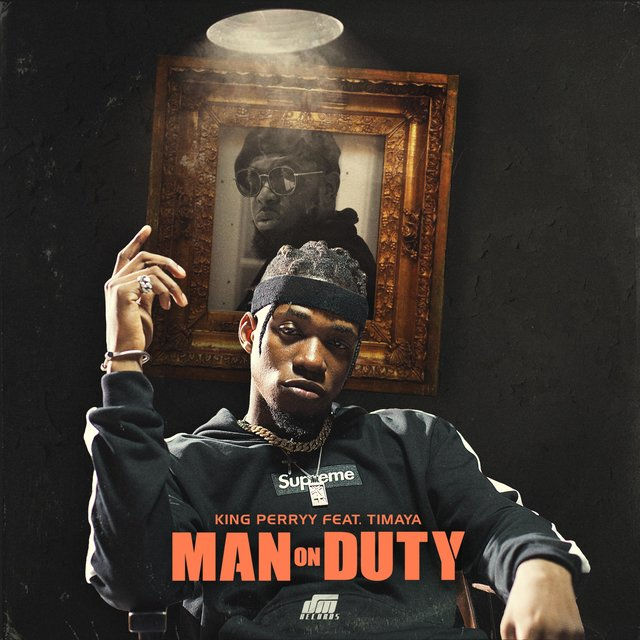 Man on Duty (feat. Timaya)