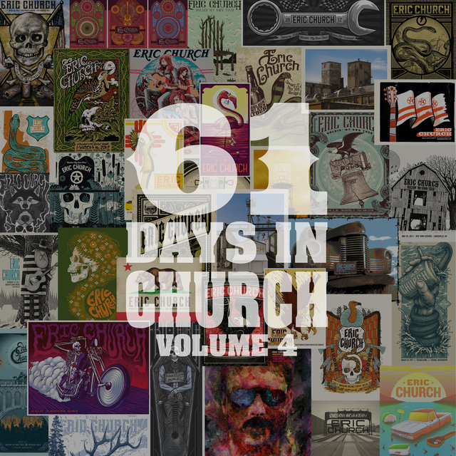 61 Days In Church Volume 4