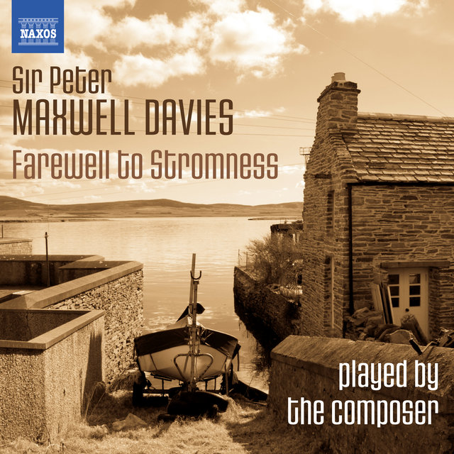 Farewell to Stromness, Op. 89 No. 1 - Single