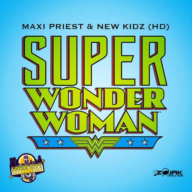 Super Wonder Woman - Single