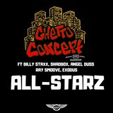 All-Starz (feat. Billy Staxx, Shadbox, Angel Duss, Ray Smoove & Exodus)