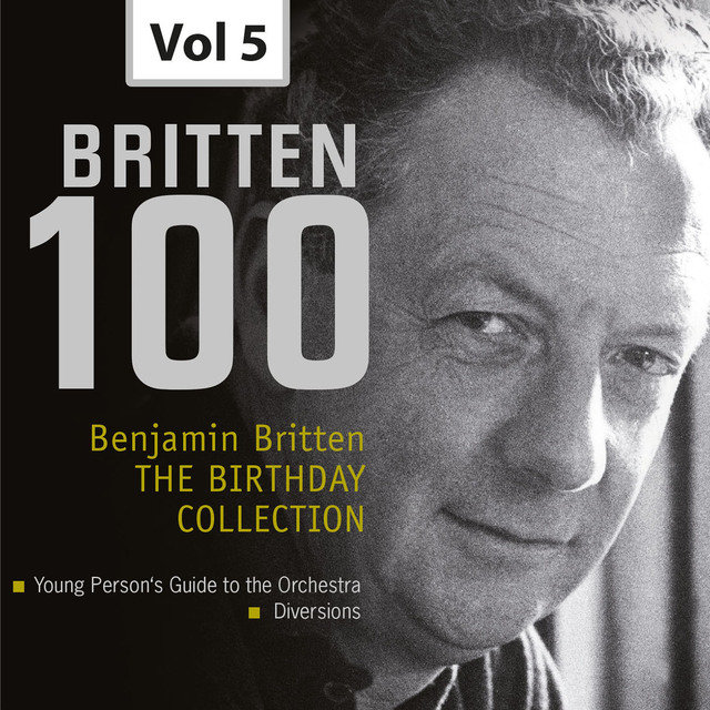 Britten 100: The Birthday Collection, Vol. 5