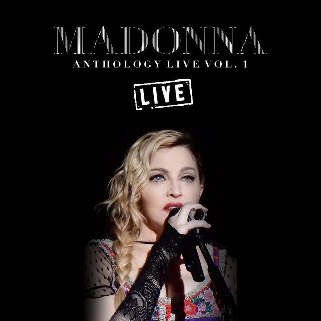 Madonna Anthology Live Vol. 1