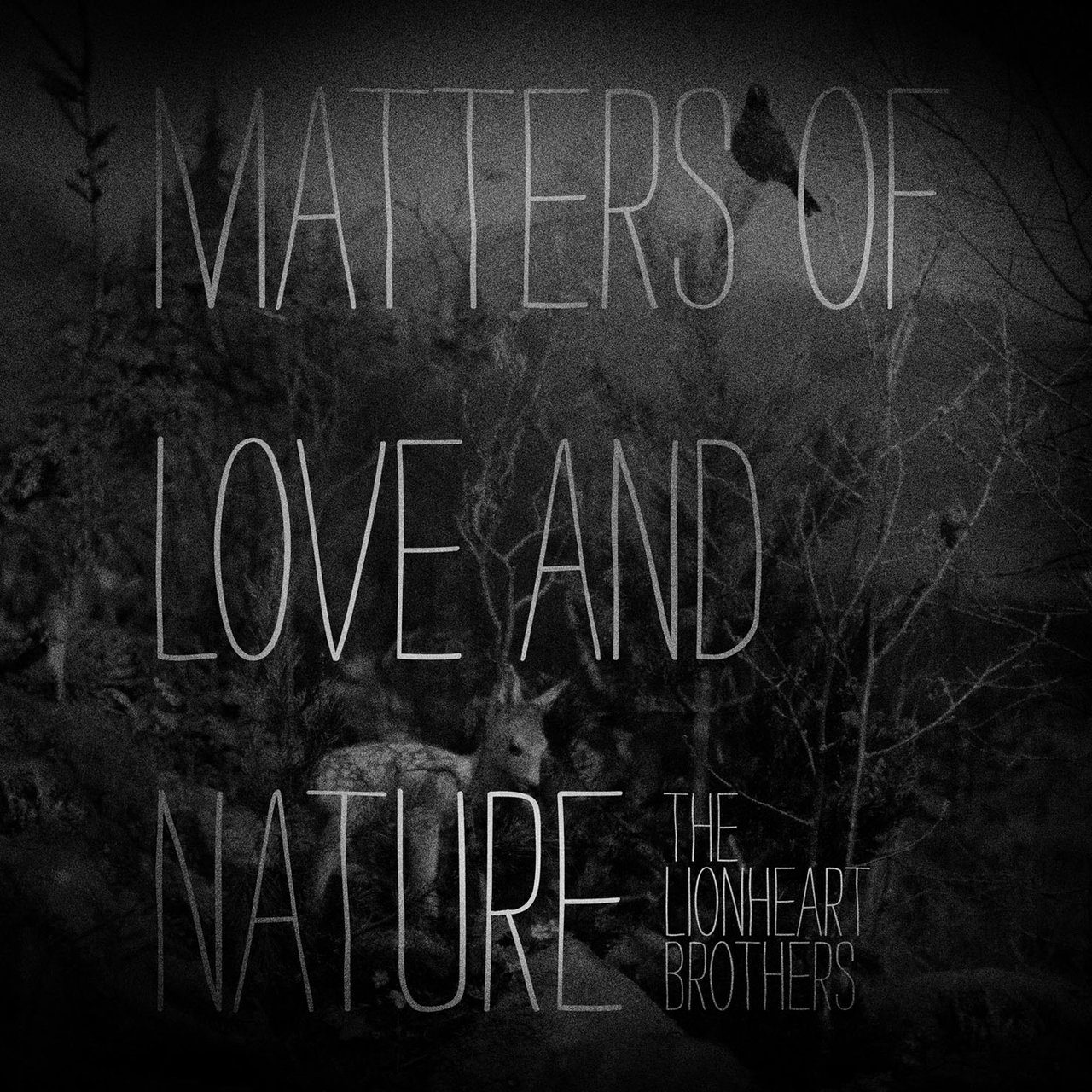 Matters Of Love And Nature
