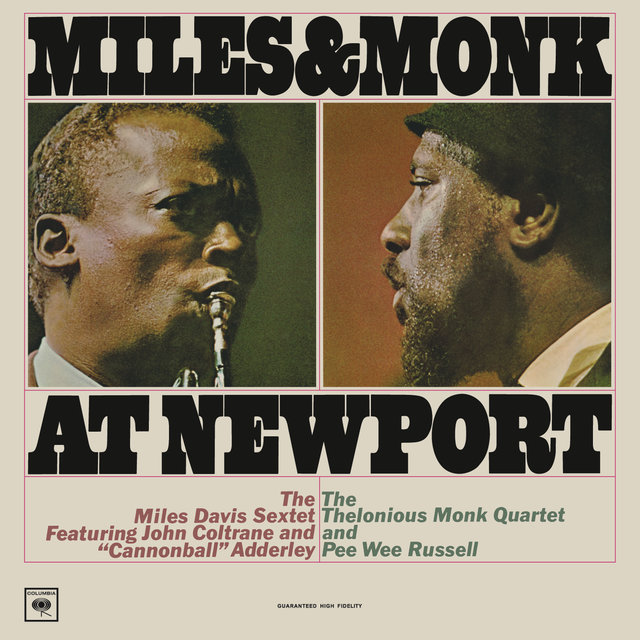 Miles and Monk at Newport (Live)