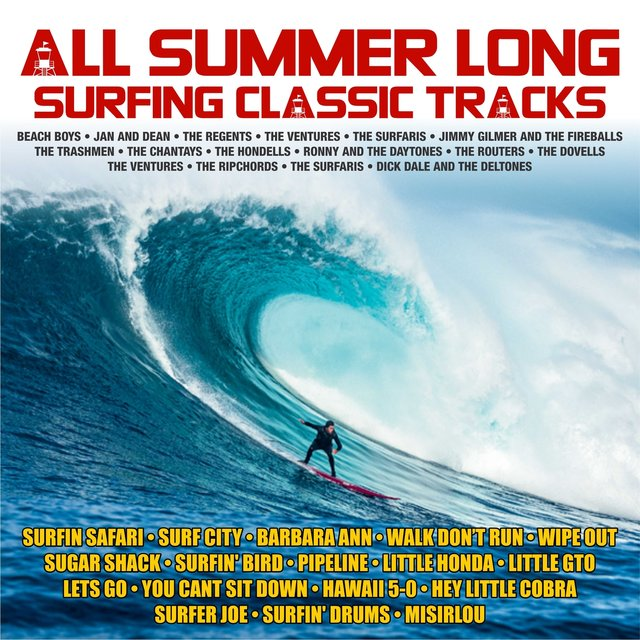 All Summer Long ; Surfing Classic Tracks