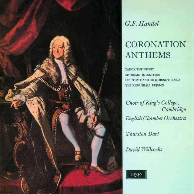 Handel: Coronation Anthems (Remastered 2015)