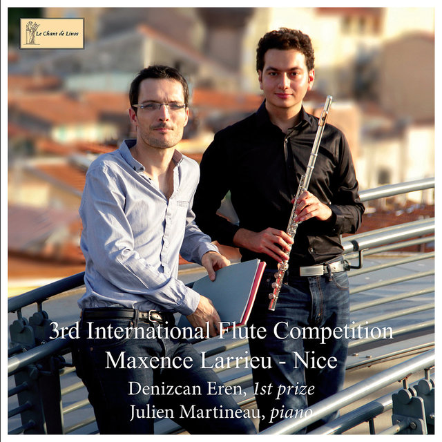 3rd International Flute Competition Maxence Larrieu - Nice