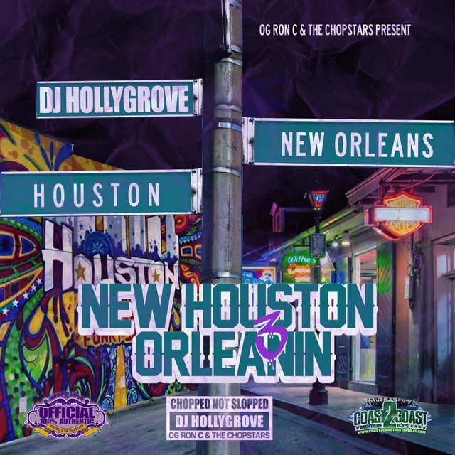 New Houston Orleanin, Vol. 3 (ChopNotSlop Remix)