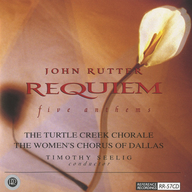 Rutter: Requiem & 5 Anthems