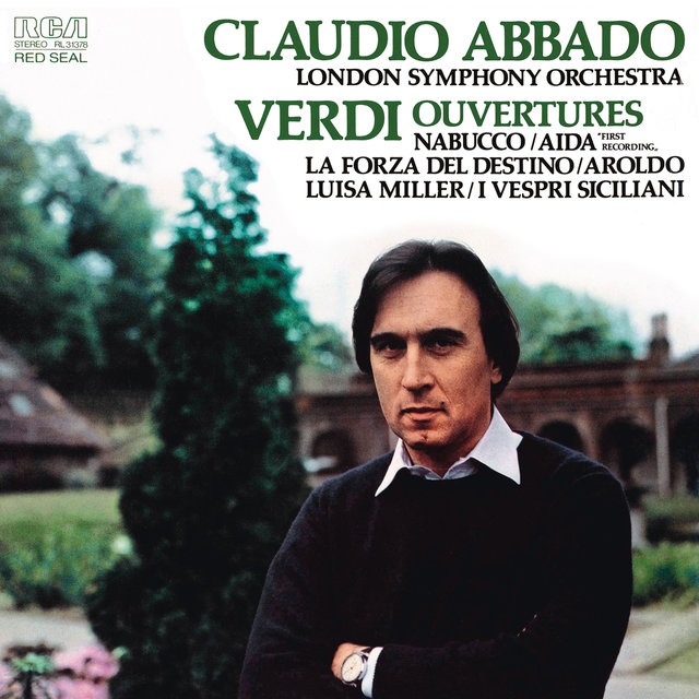 Verdi: Overture (Remastered)