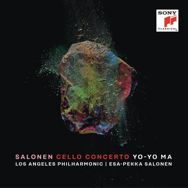Salonen Cello Concerto