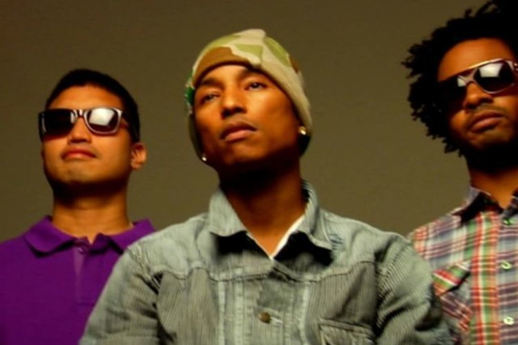Behind the Scenes of the N.E.R.D Nothing Photoshoot