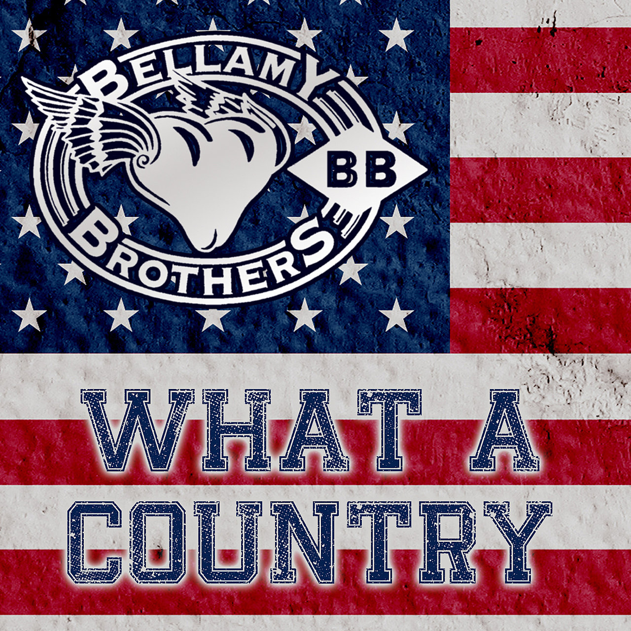 What a Country - EP