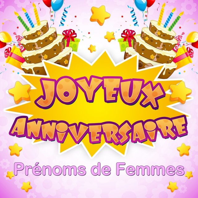 Tidal Listen To Joyeux Anniversaire Chantal By Chorus Friends On Tidal