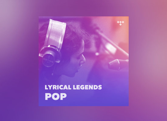 Lyrical Legends: Pop