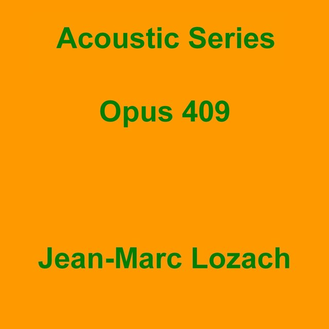 Acoustic Series Opus 409
