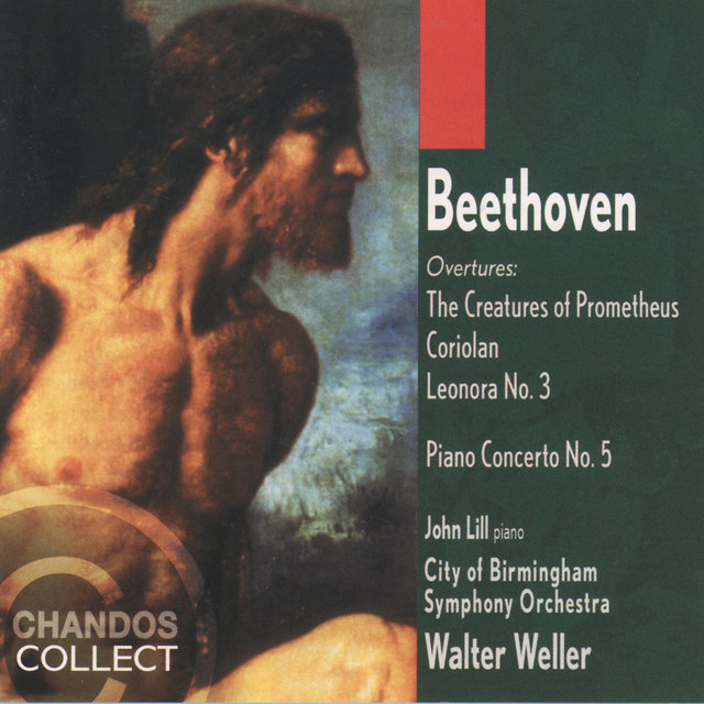 Beethoven: Overtures / Piano Concerto No. 5