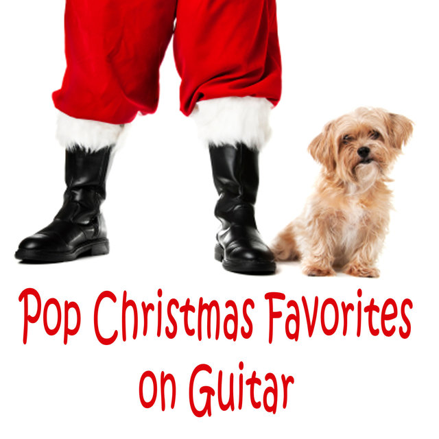 Pop Christmas Favorites on Guitar