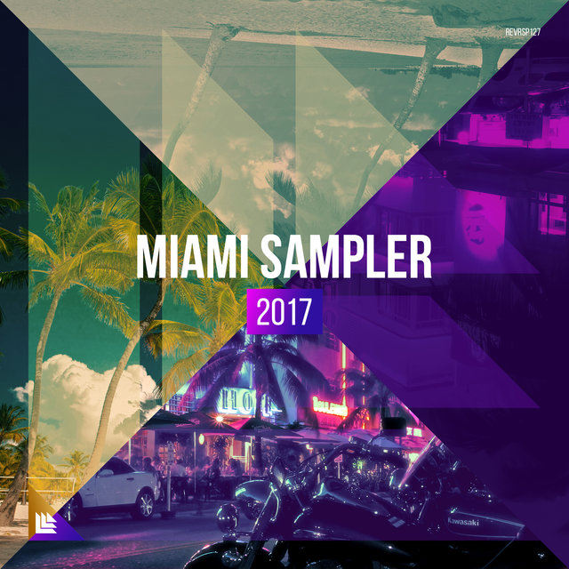 Revealed Recordings Presents Miami Day Night Sampler 2017