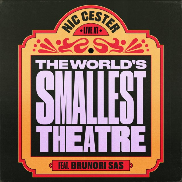 Live at the World's Smallest Theatre