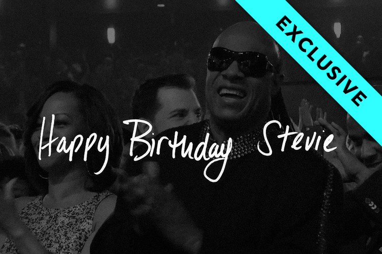 Happy Birthday Stevie