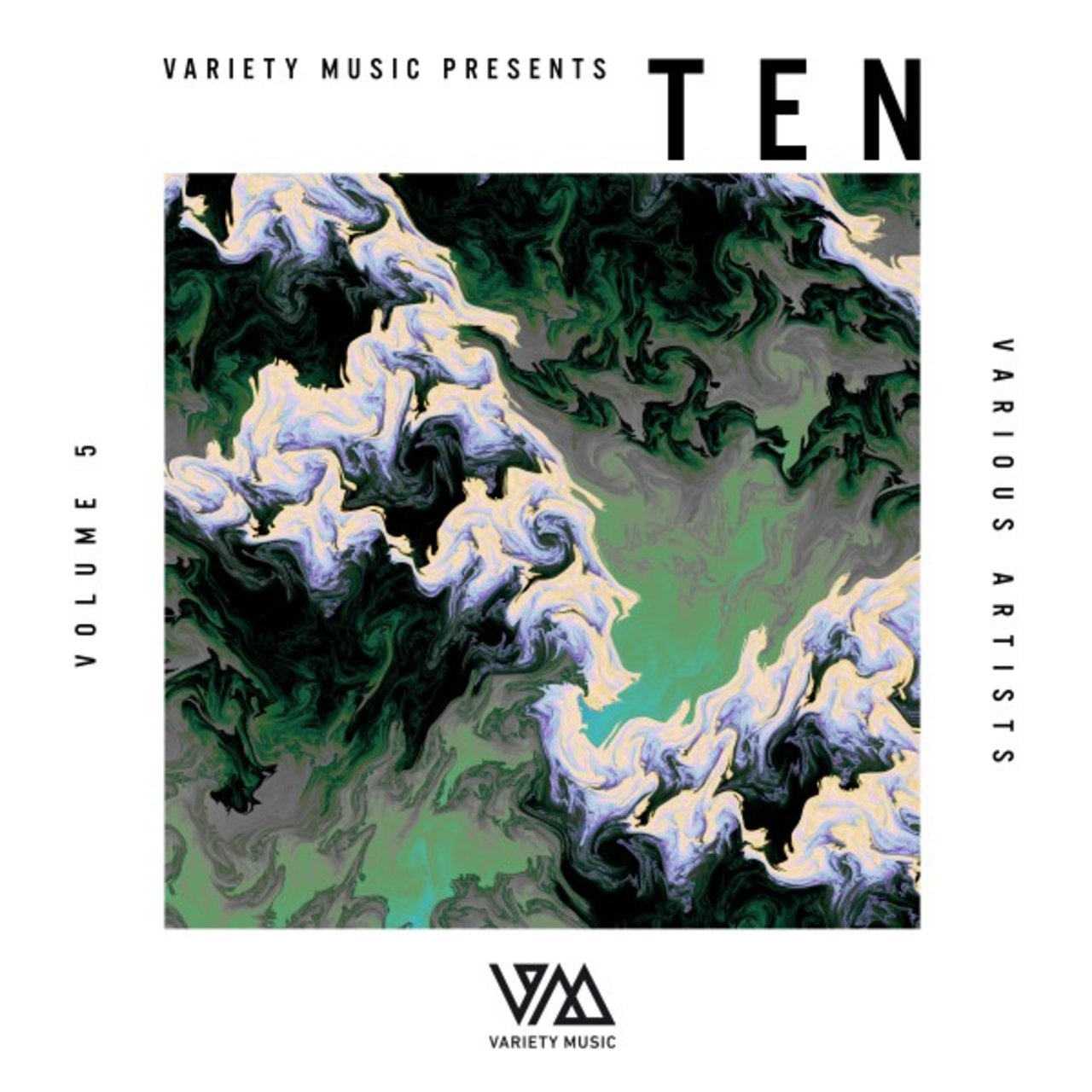 Variety Music Pres. Ten, Vol. 5