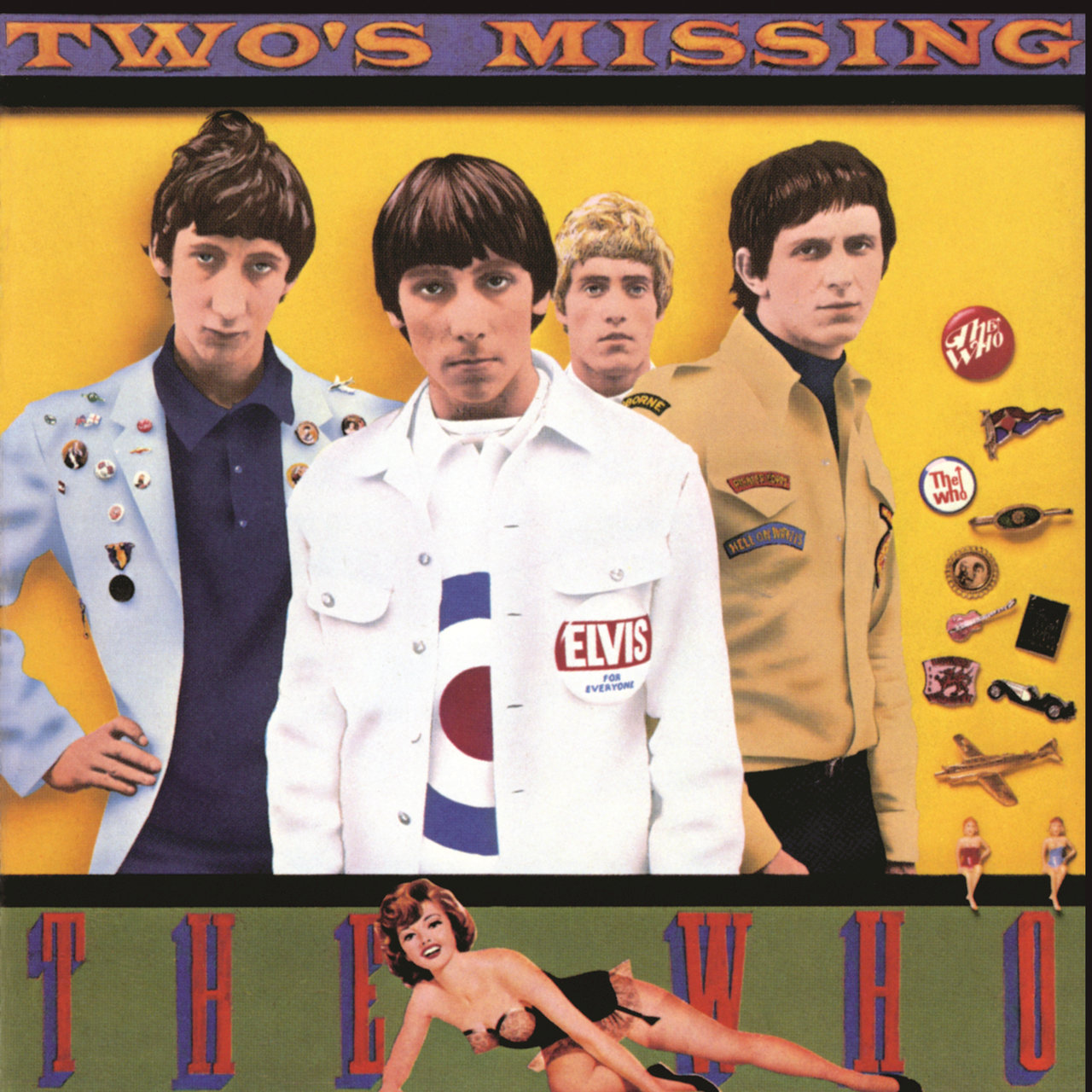 Two's Missing