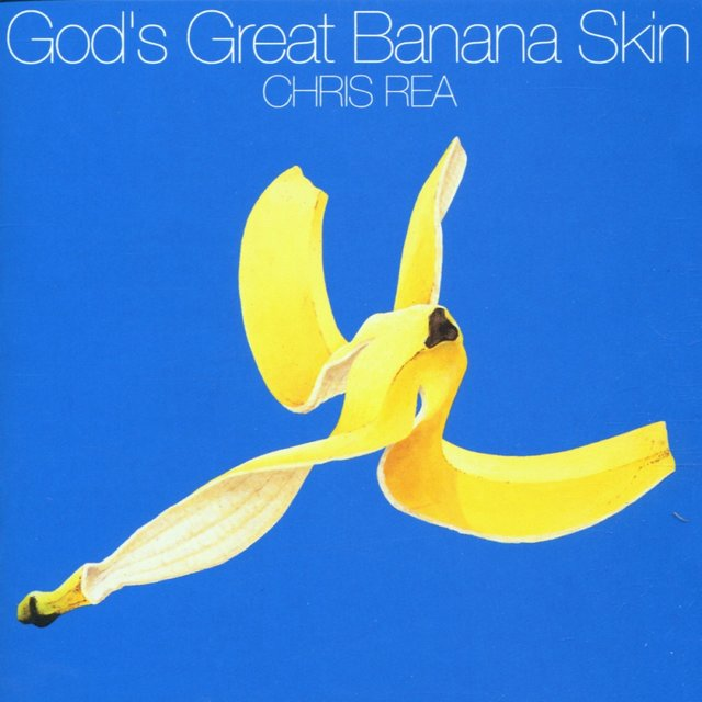 God's Great Banana Skin