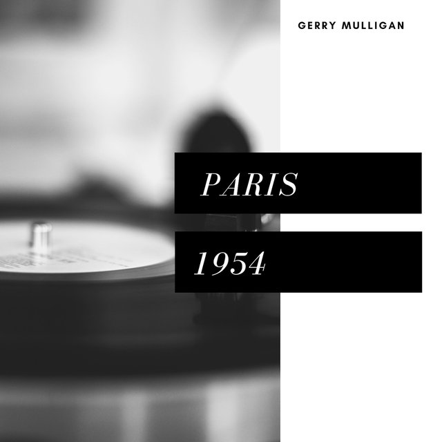 Paris 1954 (Jazz)