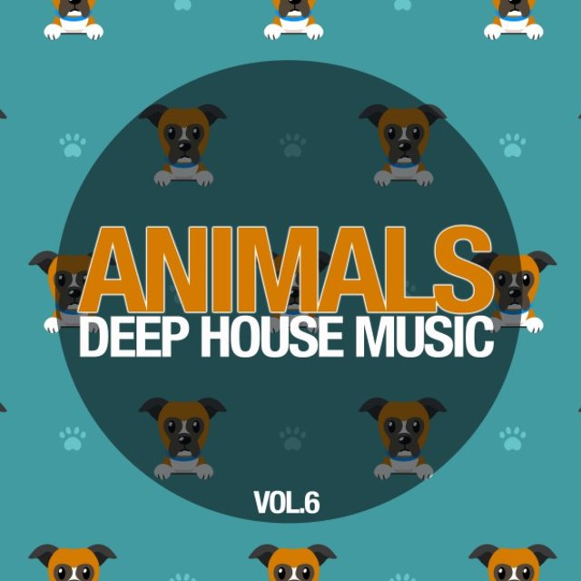 Animals Deep House Music, Vol. 6