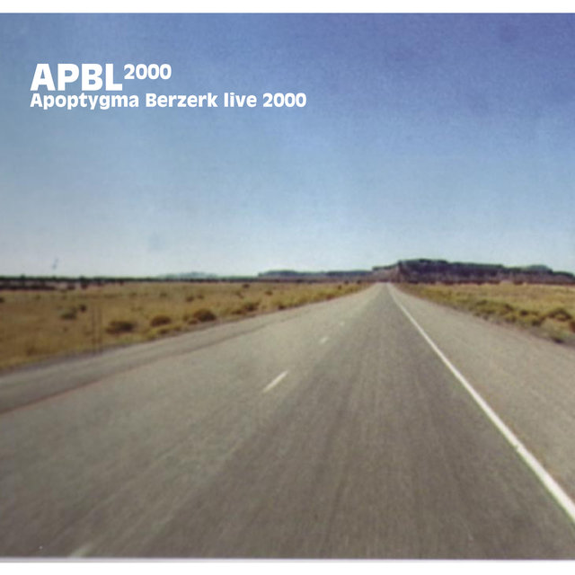 APBL2000 (Deluxe Live Edition) [Remastered]