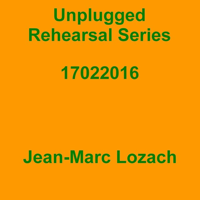 Unplugged Rehearsal Series Opus 285