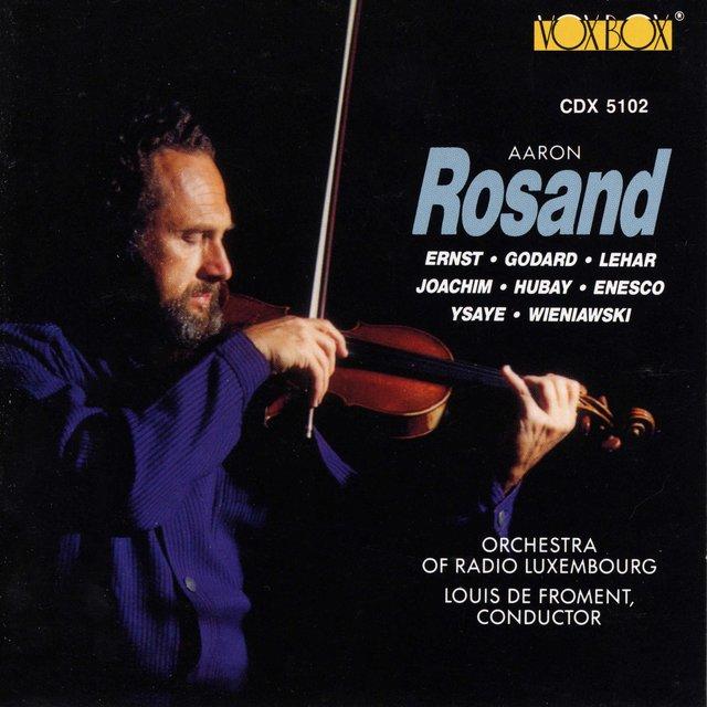 Violin Recital Works Of Ernst Godard Lemar Others