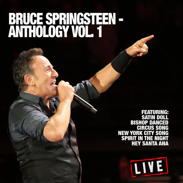 Bruce Springsteen - Anthology Vol. 1